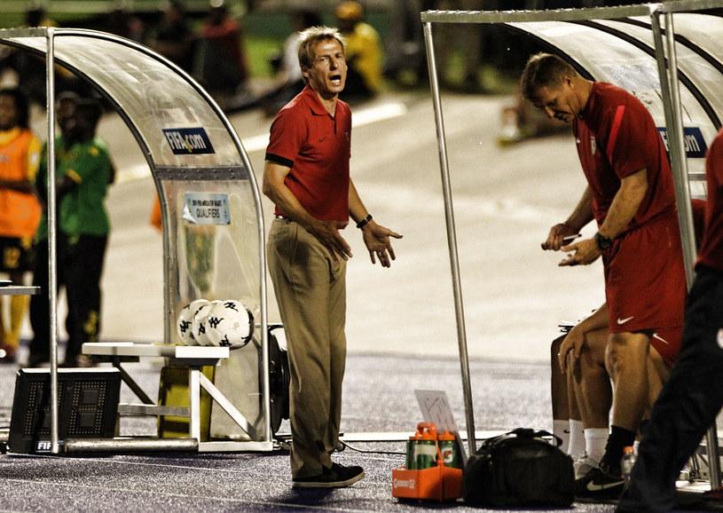 Trener reprezentacji USA Juergen Klinsmann /AFP