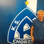 Trener Ruchu Chorzów: Kibice jeżdżący za nami przez pół Polski to ewenement