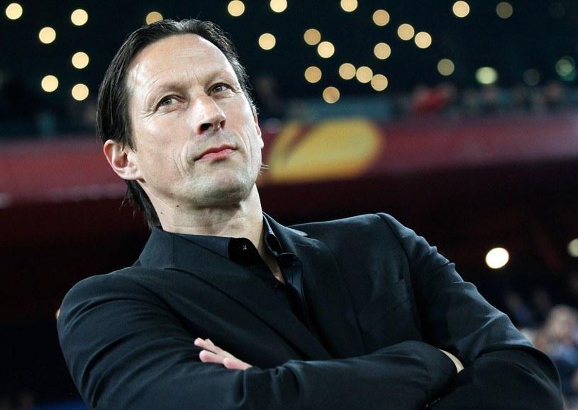 Trener Salzburga Roger Schmidt /AFP