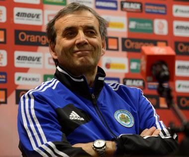 Trener San Marino chce przegrać jak najniżej