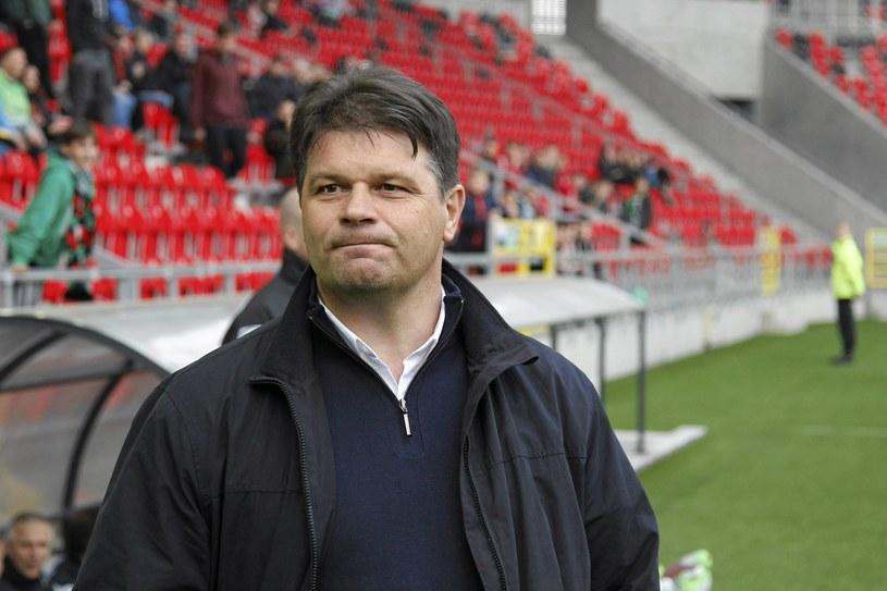 Trener Sandecji, Radosław Mroczkowski /Jan Kowalski /