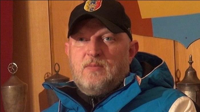Trener TatrySki Podhala Nowy Targ Marek Ziętara /INTERIA.PL