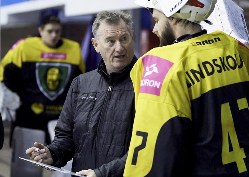 Trener Tauronu GKS Katowice Tom Coolen /Adam Warżawa /PAP