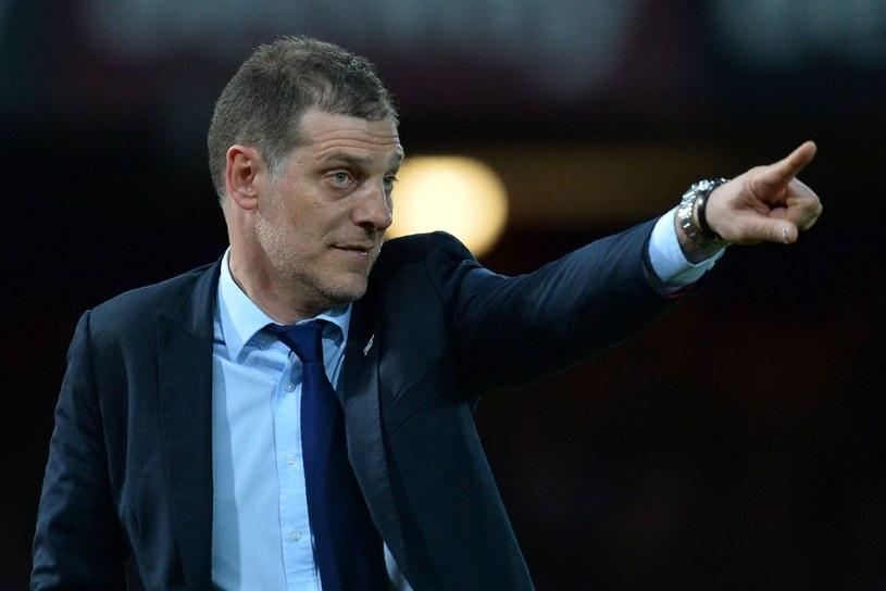 Trener West Ham United Slaven Bilić /AFP