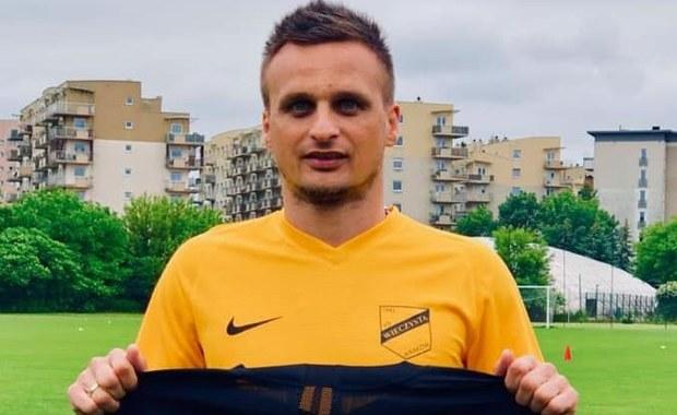 Trener Wieczystej Kraków: Sławomir Peszko bardzo szybko wkomponował się w zespół