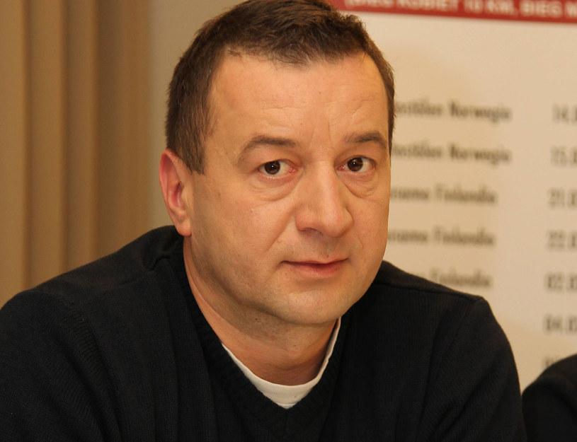 Trener Wiesław Cempa /Tomasz Jagodziński /Newspix