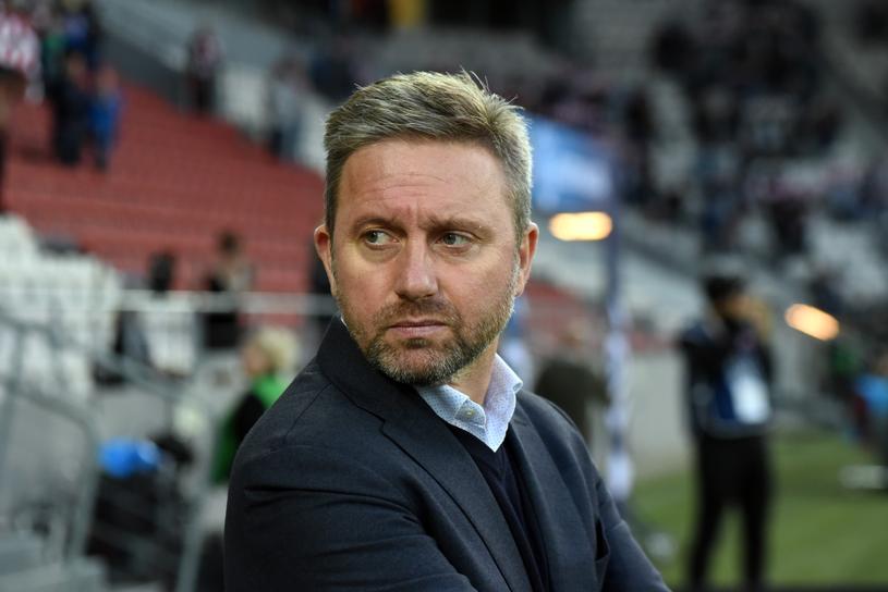 Trener Wisły Płock Jerzy Brzęczek /Fot. Marek Lasyk/REPORTER /East News