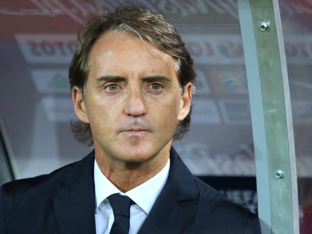 Trener Włoch był zadowolony z końcowego rezultatu / Andrzej Grygiel    /PAP