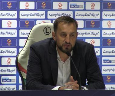 Trener Zbigniew Smółka po zdobyciu Superpucharu. Wideo
