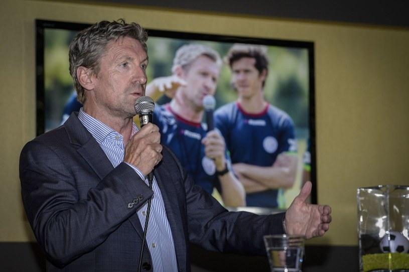 Trener Zulte Waregem Francky Dury /AFP