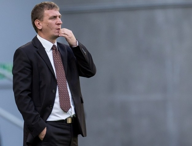 Trenere PGE GKS Bełchatów Kamil Kiereś /Maciej Kulczyński /PAP