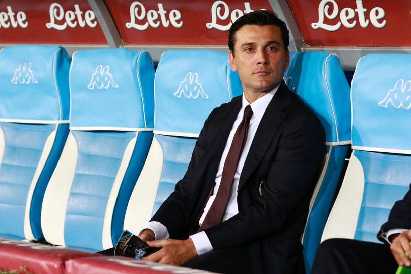 Trenerowi Vincenzo Montelli z pewnością przydałby się wzmocnienia i pomoc w polityce transferowej. Walter Sabatini gwarantuje jakość /AFP