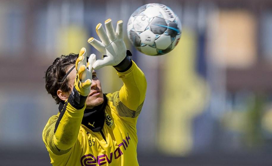 Trening Borussi Dortmund /Alexandre Simoes/BVB/SVEN SIMON /PAP/EPA