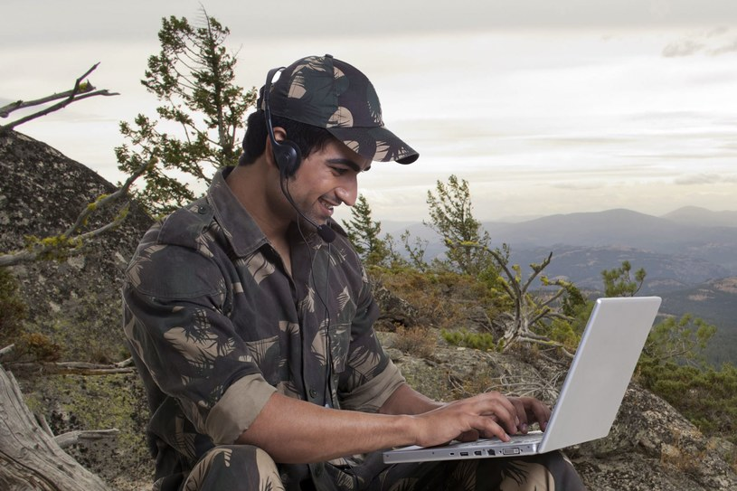 Trening na wirtualnym polu bitwy to nie przelewki /123RF/PICSEL