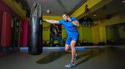 Trening na worku bokserskim - tak spalisz tłuszcz