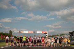 Trening RMF4RT Gladiators na Torze Poznań