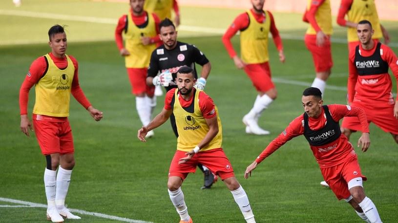 Trening Tunezyjczyków /Getty Images