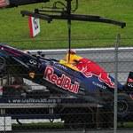 Treningi przed GP Turcji: Vettel rozbił auto