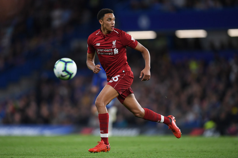 Trent Alexander-Arnold /Mike Hewitt /Getty Images