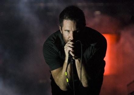 Trent Reznor (NIN) fot. Chien-min Chung /Getty Images/Flash Press Media