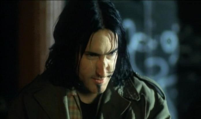 """Trent Reznor w klipie """"I'm Afraid of Americans"""" /"""