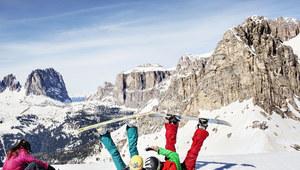 Trentino - śródziemnomorski klimat wśród ośnieżonych szczytów