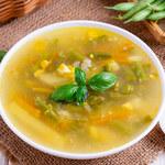 Treściwa zupa maślana