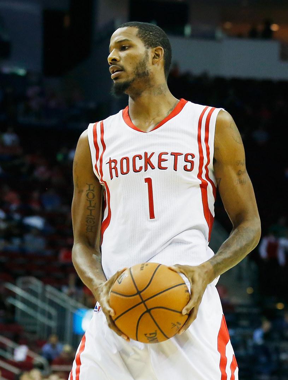 Trevor Ariza z Houston Rockets /Scott Halleran /Getty Images