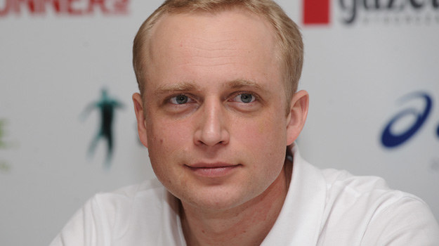 Triathlonista Piotr Adamczyk / fot. Andras Szilagyi /MWMedia