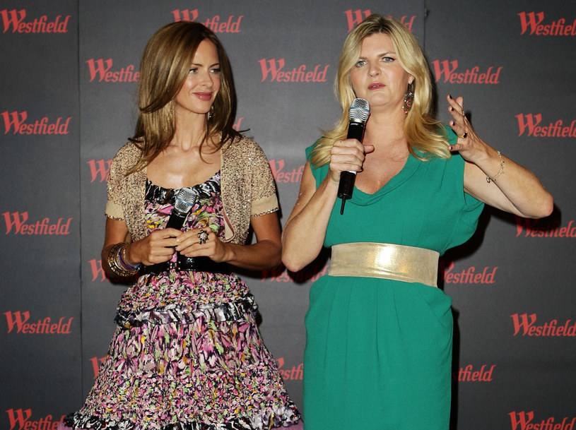 Trinny Woodall i Susannah Constantine radzą, jak się nie ubierać   /Getty Images/Flash Press Media