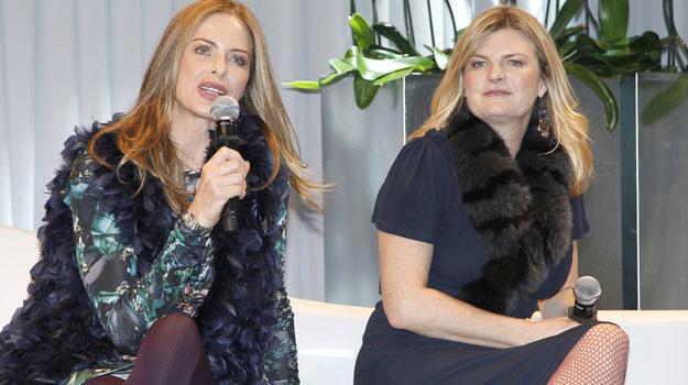 Trinny Woodall i Susannah Constantine to nowe twarze w TVN Style / fot. Engelbrecht /AKPA