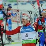 Triumf Svendsena ze startu wspólnego