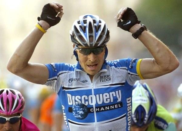 Triumfujący Max van Heeswijk /AFP