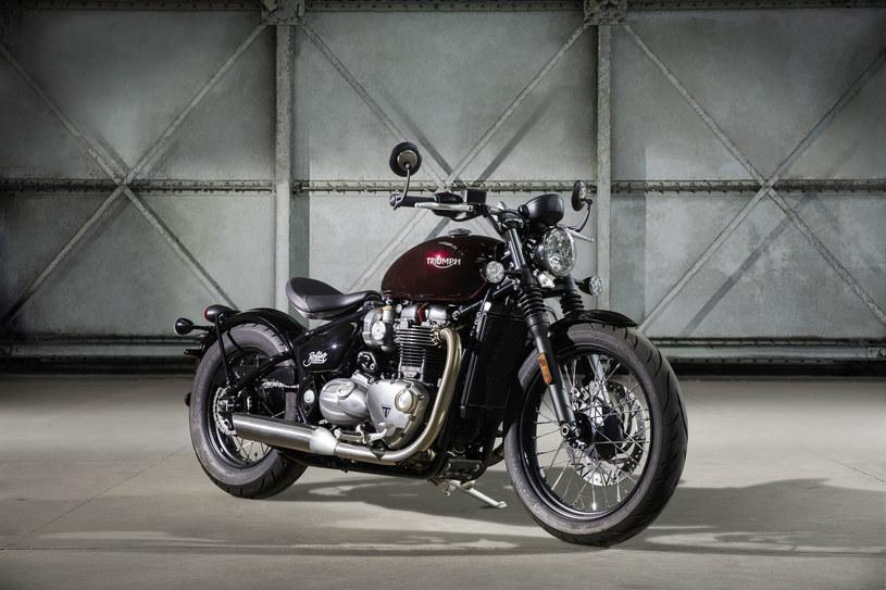 Triumph Bonneville Bobber /