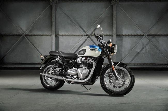 Triumph Bonneville T100 /