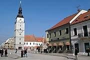 Trnava leży 28 kilometrów od Bratysławy /INTERIA.PL