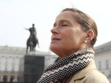 Trochę konserwatywna Monika Jaruzelska
