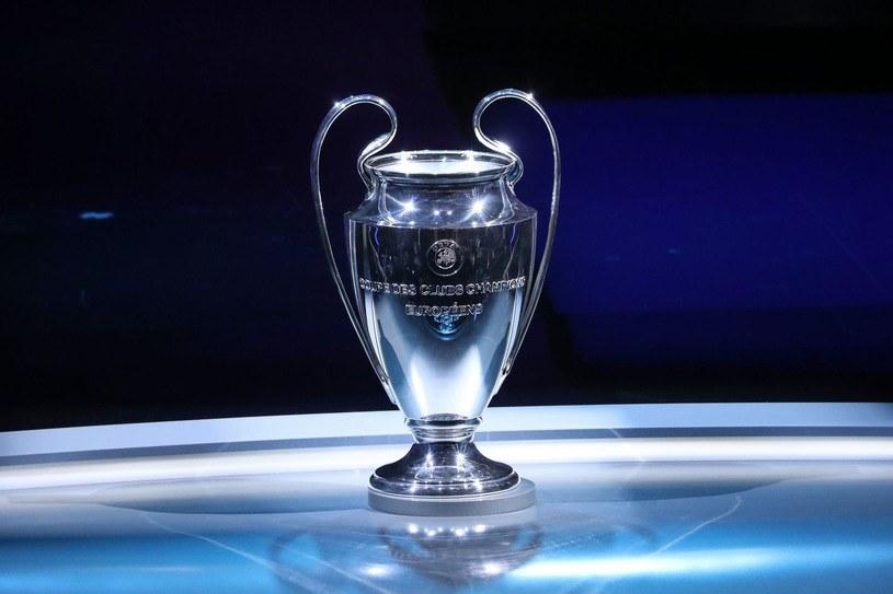 Trofeum dla zwycięzców Ligi Mistrzów /AFP /AFP