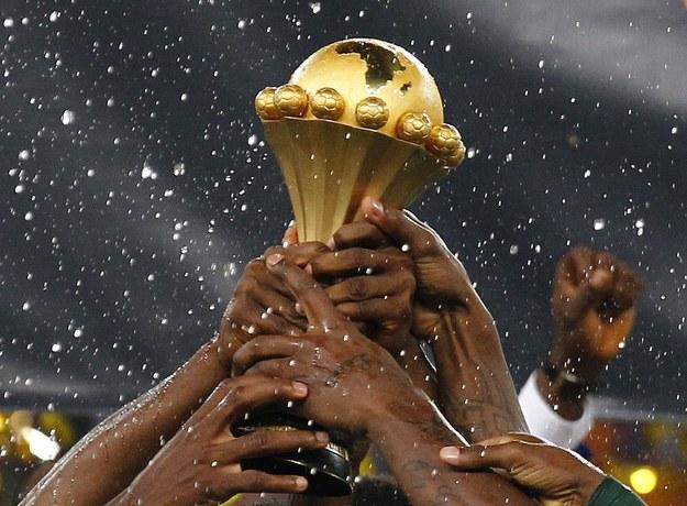 Trofeum, o które powalczą najlepsze reprezentacje z Afryki //NIC BOTHMA /PAP/EPA