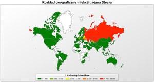 Trojan Stealer - jedno z najbardziej aktywnych zagrożeń dla Androida