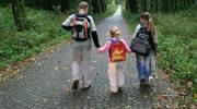 Troje dzieci zgubiło się w Puszczy Kampinoskiej. Zadzwoniły na 112 po pomoc