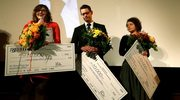 Troje laureatów nagrody Morgensterna