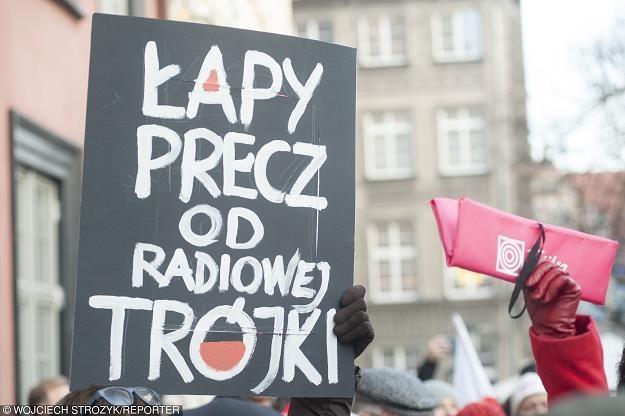 Trójka ma swoich licznych sympatyków. Fot. Wojciech Stróżyk /Reporter