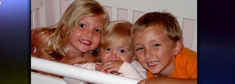 Trójka rodzeństwa zginęłą w tragicznym wypadku /YouTube