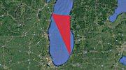 Trójkąt Michigan: Terytorium okryte złą sławą