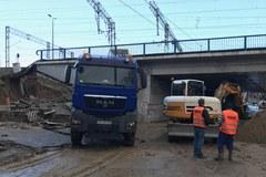 Trójmiasto: Awaria wodociągowa wstrzymała ruch pociągów