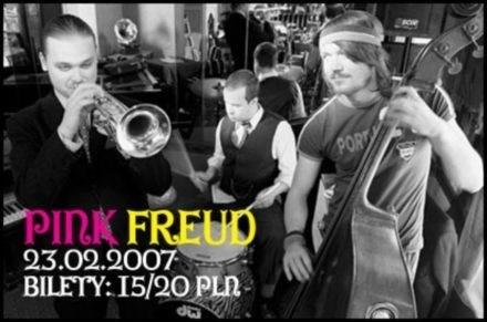 Trójmiejska grupa jazzowa Pink Freud /materiały prasowe