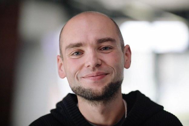 Trójmiejski reporter RMF FM - Kuba Kaługa /Małgorzata Kotkowicz /Archiwum prywatne