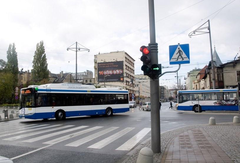 Trolejbusy Solarisa jeżdżą m.in. po Gdynii /Marek Michalak /East News