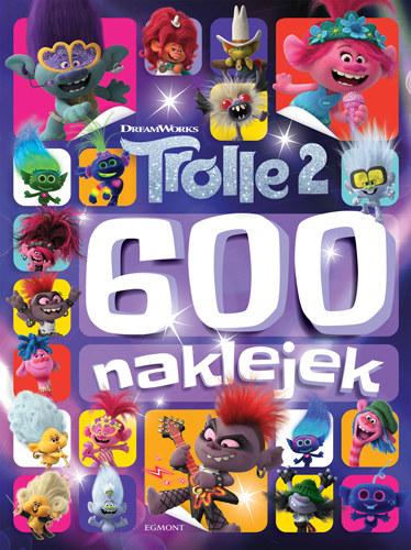 Trolle 2. 600 naklejek /INTERIA.PL/materiały prasowe